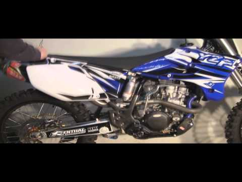 Motorcycle / Dirtbike How to Adjust Rebound and  Damping