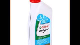 Антифриз Castrol Radicool NF сине-зелёный,1 л