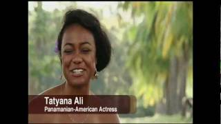 TATYANA ALI TURNS DAREDEVIL IN PANAMA - PASTPORT