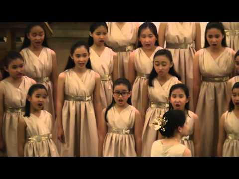 Give Me Wings - John Rutter, sung by The Resonanz Children