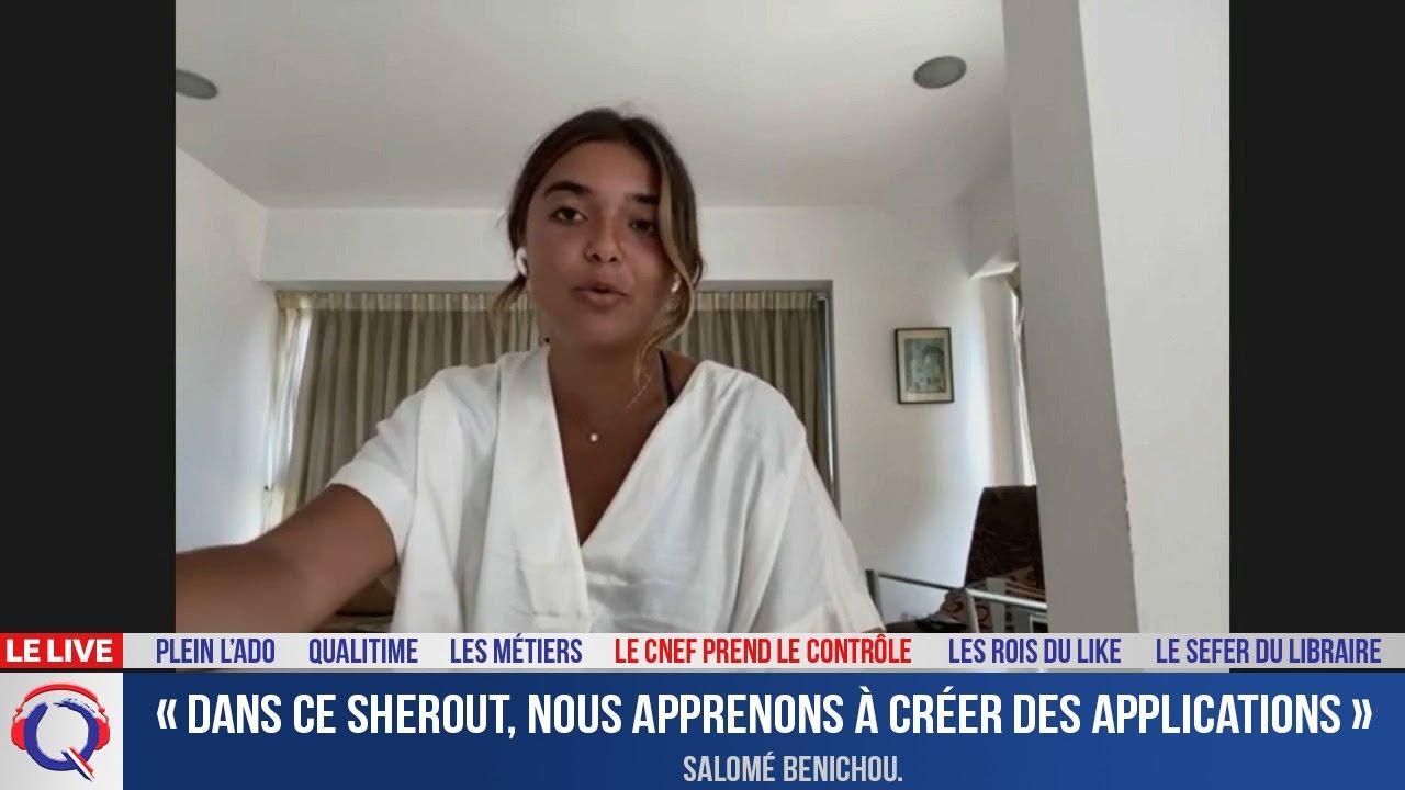 « Dans ce Sherout, nous apprenons à créer des applications » - CNEF#58