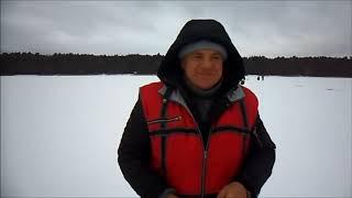 Рибалка на озері Біле 2019