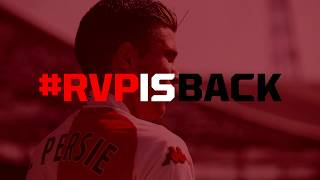 Van Persie set to return to Feyenoord