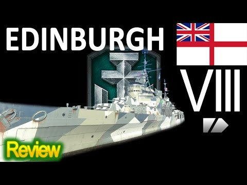 World of Warships - Edinburgh - Review