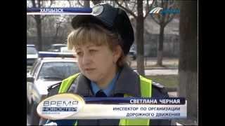 Иномарка протаранила рейсовый автобус(, 2013-04-03T18:33:40.000Z)