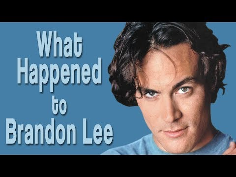 What Happened to BRANDON LEE
