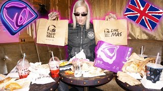 Download TRYING TACO BELL IN ANOTHER COUNTRY 🌮 DID I SURVIVE?! Mp3 and Videos