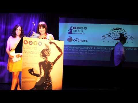 2012 American Association of Independent Music Libera Awards