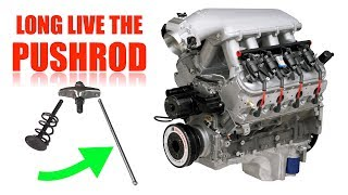 5 Reasons Pushrod Engines Still Exist