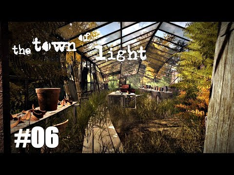 Deutsch Let's Play THE TOWN OF LIGHT PS4 #06 - Wer ist Amara?