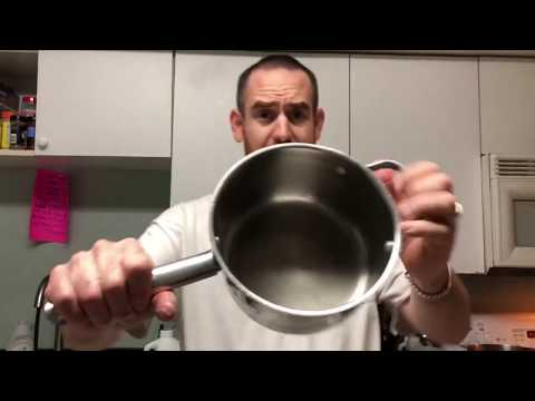 DIY How to Clean Burnt Pan or Pot Tips. Cleaning Tips!!!