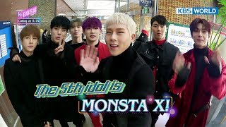 KBS World Idol Show K-RUSH Season2 - Ep.5 MONSTA X