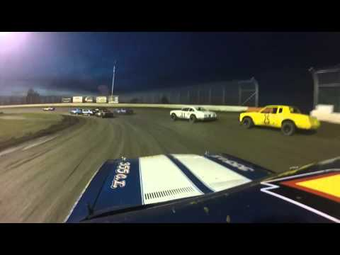 Willamette speedway street stock fast A heat and main 4 16 16