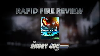 Phoenix Point - Rapid Fire Review (Video Game Video Review)