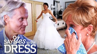 Lori Takes Her Bridal Boutique to the Hospital!  | Say Yes To The Dress Atlanta thumbnail
