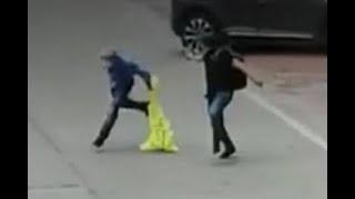 Habitante de un edificio residencial se enfrentó a tiros con ladrones que allí robaban