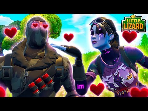 HAVOC FALLS IN LOVE WITH DARK BOMBER?! - *SEASON 6* Fortnite Short Films