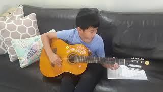 """Jurassic Park theme"" performed by Ethan Nguyen (Mr YUKI)"