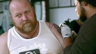 Pete's Tattoo refresh in Bali (Kuta) in 1080p