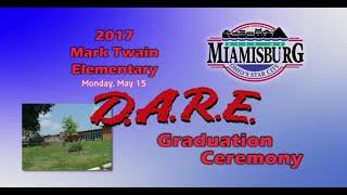 2017 Mark Twain Elementary D.A.R.E. Graduation Ceremony