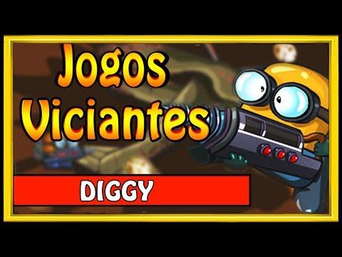 UM DOS JOGOS MAIS VICIANTES DA INTERNET DIGGY