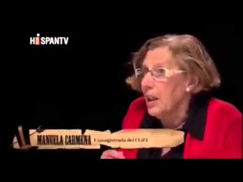 Manuela Carmena Vaciar Cárceles
