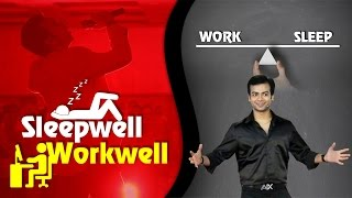 Tips to Balance Work and Sleep | Sleepwell Workwell
