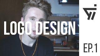 Logo Design - How to Brand A Business Ep. 1