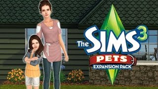 Let's Play The Sims 3 Pets! Part 11: Puppies And Foals Oh My!