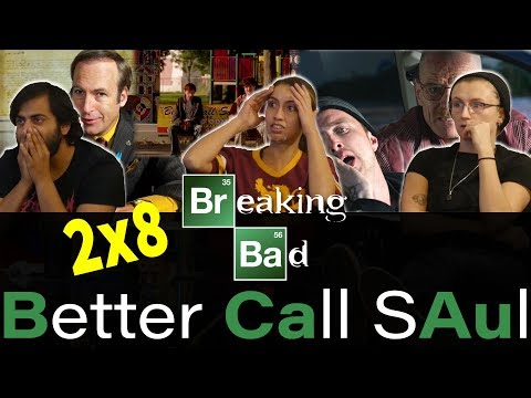 Breaking Bad - 2x8 - Better Call Saul - Group Reaction