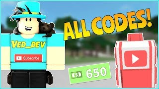 ROBLOX WOODCUTTING SIMULATOR 2 ACTIVE CODES!