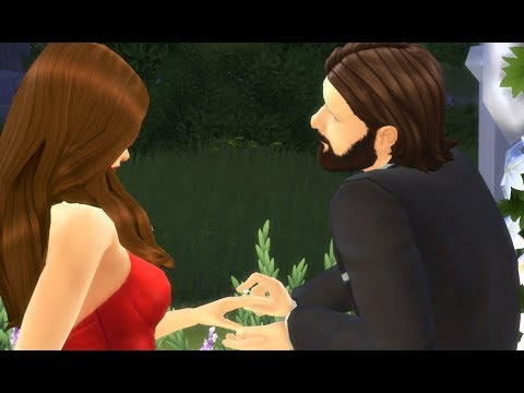 GRONKH UND PAN HEIRATEN #50 DIE SMS 4 - YOUTUBER-DORF - Let's Play The Sims 4