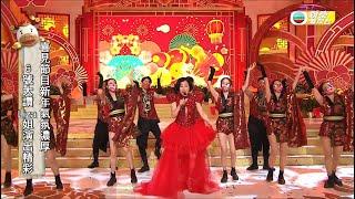 娛樂新聞台|大年初一TVB新春同觀眾拜年|曾志偉|汪明荃