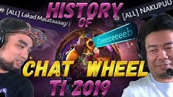 Dota 2 Chat Wheel To All