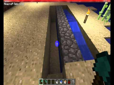 Creare Infinita Ossidiana Minecraft