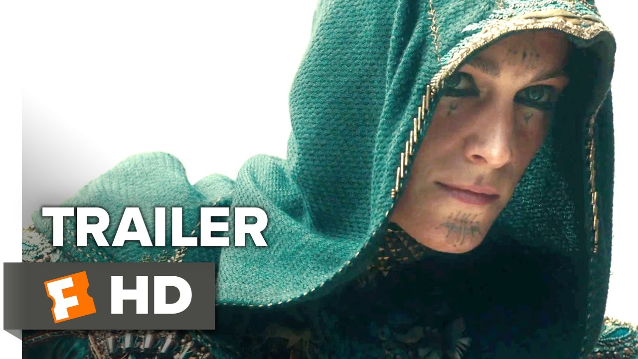 Download Assassin's Creed Official Trailer 2 (2016) - Michael Fassbender Movie