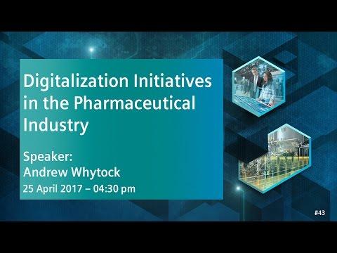 Digitalization in Pharma | 25 April 2017 - 4:30 pm
