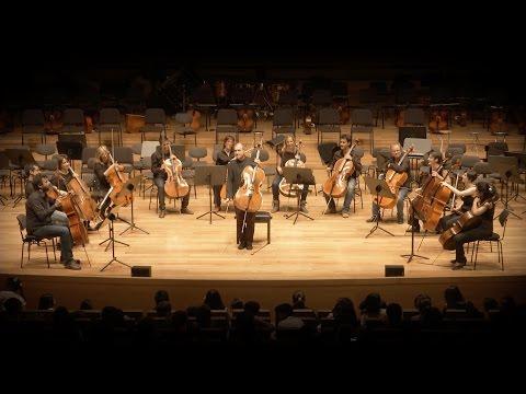 Asier Polo; Élégie, Op.24; Gabriel Fauré; Cellocyl 2015