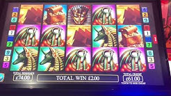 FOBT Slots - PRISM EYE on £2 Premium Play