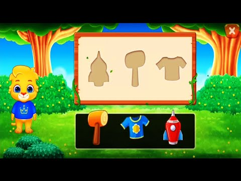 Funny Puzzle Play Game For Kids - Learn and Enjoy !