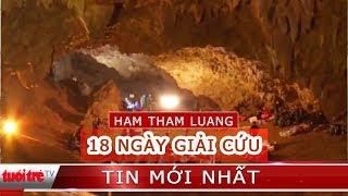 Toàn cảnh 18 ngày nghẹt thở giải cứu đội bóng thiếu niên Thái Lan