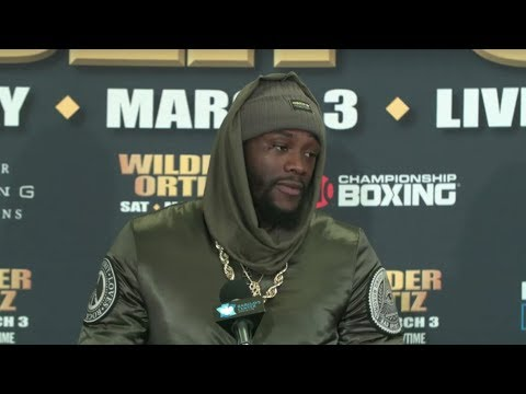 Wilder vs. Ortiz: Post-Fight Press Conference | SHOWTIME CHAMPIONSHIP BOXING