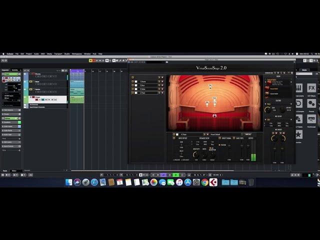 Parallax Audio Virtual Sound Stage 2 panorama mac