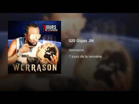 Werrason - 520 giga JM 7 jour de la semaine
