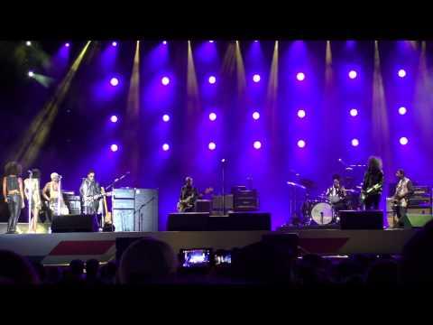 Lenny Kravitz. Концерт в Сочи во время Гран-При России Формулы-1 11.10.2014