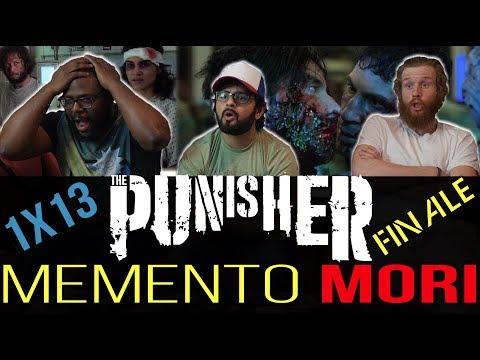 Punisher - 1x13 Memento Mori - Finale Group Reaction