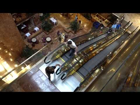 Inside Trump Tower: The Most Famous Escalator