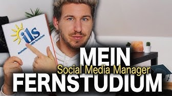 So war mein Fernstudium bei ILS | Tipps & Erfahrungen | Social Media Manager