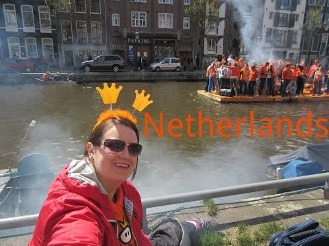 A Postcard From: The Netherlands