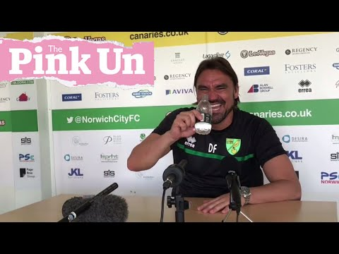 Norwich City head coach Daniel Farke on Norfolk life & 3 at the back
